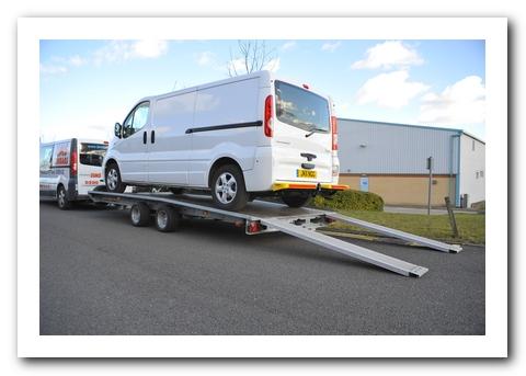 Car Trailer Hire Bedfordshire